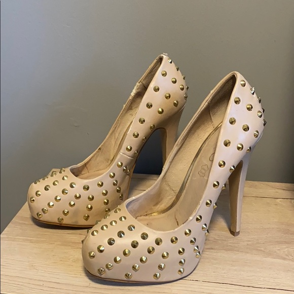 Also Studded Heels